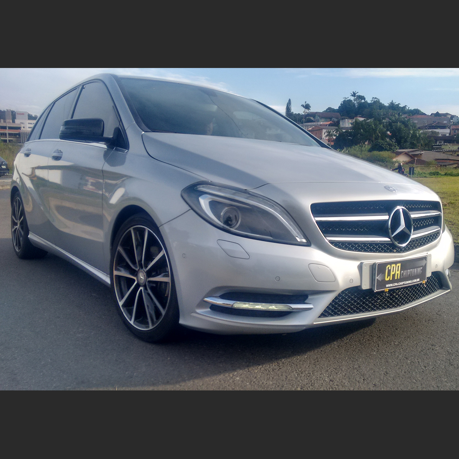 Mercedes-Benz B220 4Matic