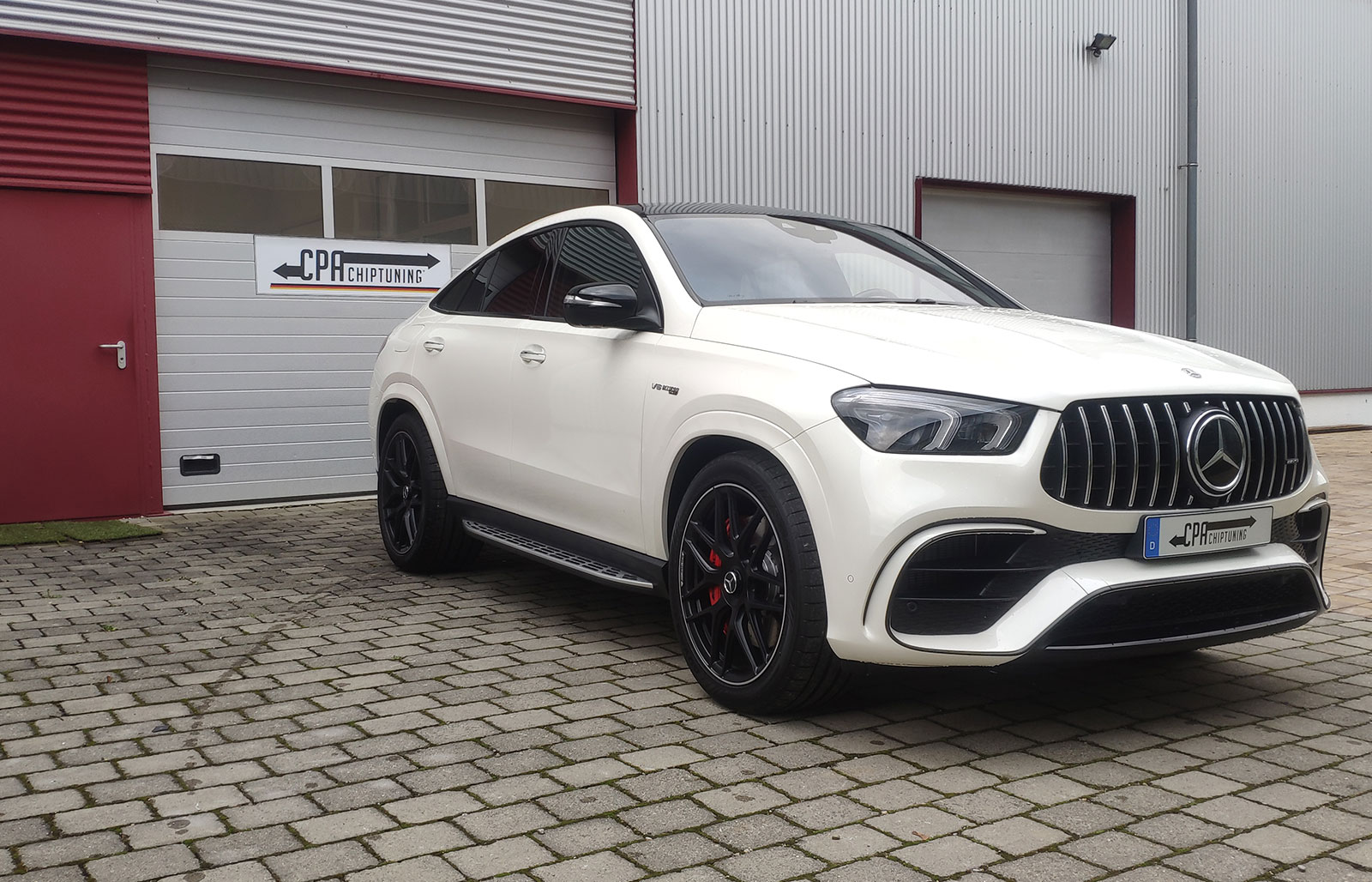 Mercedes GLE-Class (C167) GLE63 S AMG 4MATIC+ coupé chiptuning