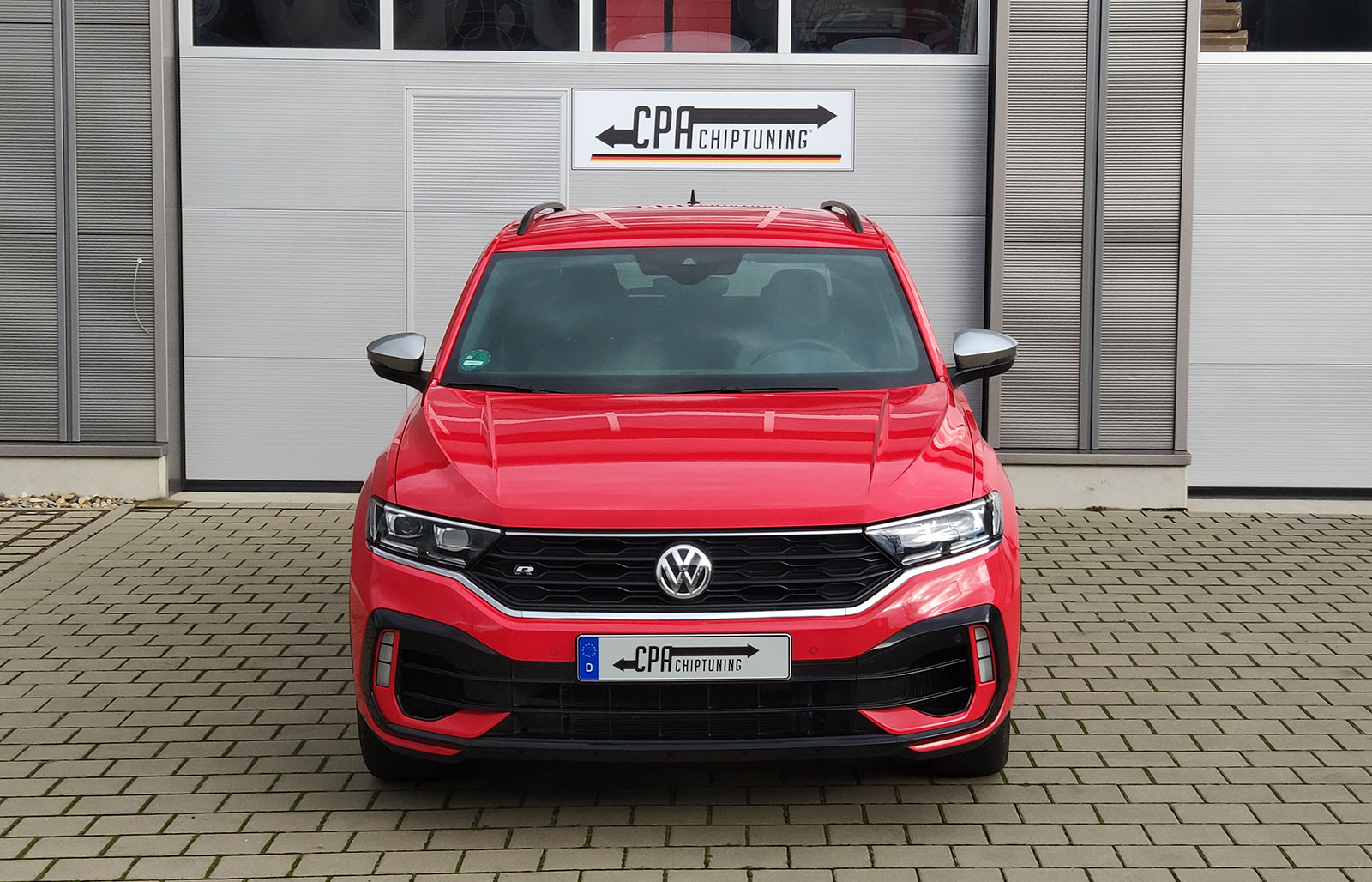 VW T-Roc R 4Motion chiptuning